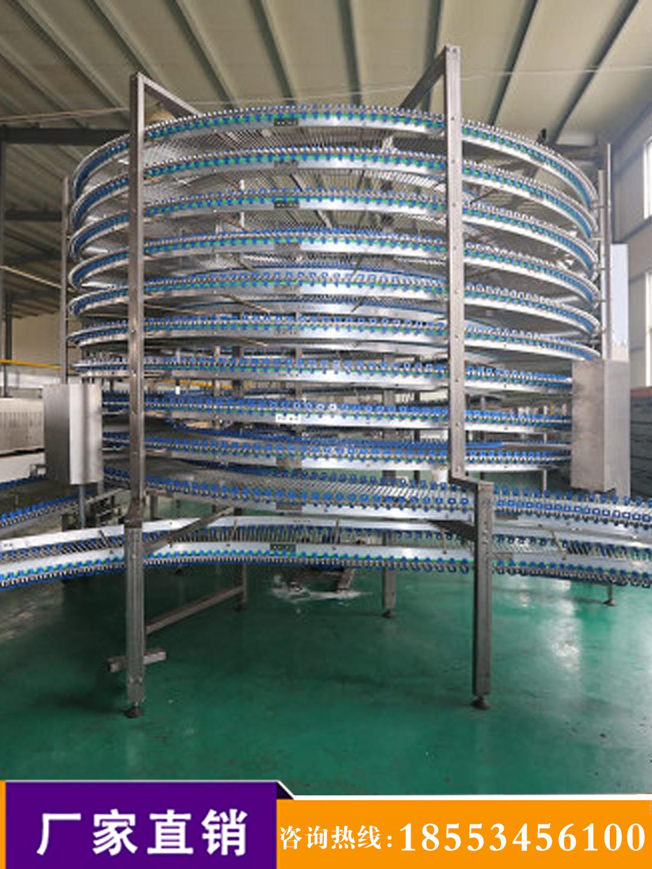 不锈钢食品螺旋塔