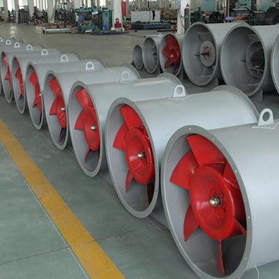 HTFC-I型离心式消防排烟风机