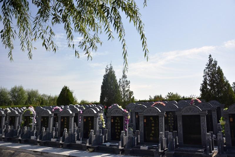 墓地上的墓碑颜色代表着什么含义?