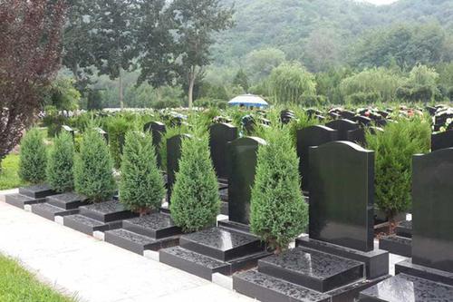 浅谈涿州墓地家族墓地排列顺序。