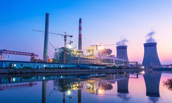 火力發電廠堵煤