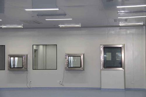 广东广州亿菱洁净厂房的管线组织需要怎么布置?无尘车间施工要这么做