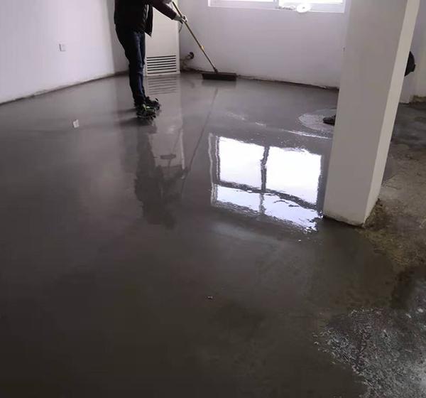 水泥自流平地面