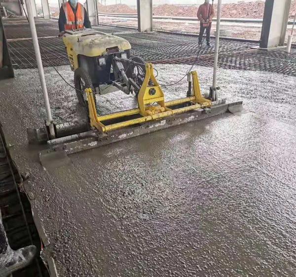 金刚砂地坪施工,有哪些提升质量的技巧?
