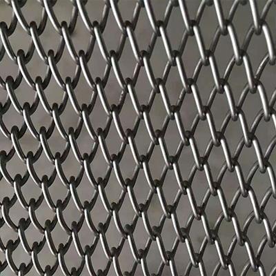 怎么预防不锈钢链网的跑偏。