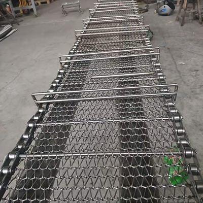 大型不銹鋼網鏈