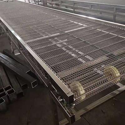 网带不锈钢输送机