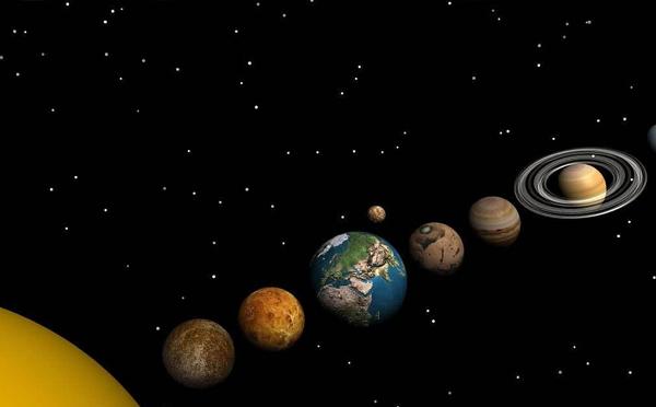 南阳魔力创想教育科普一些小学生的天文知识,一起探索宇宙吧!