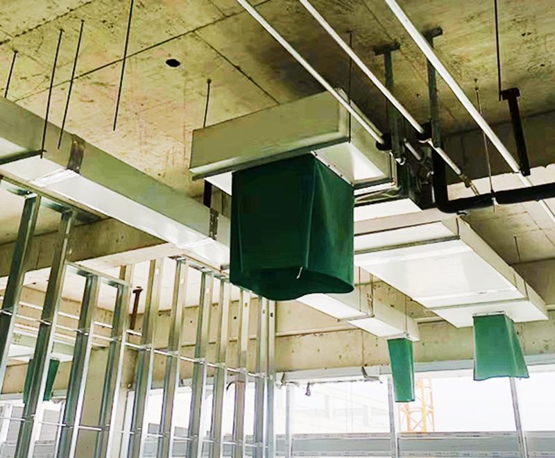 空調末端產品工程安裝