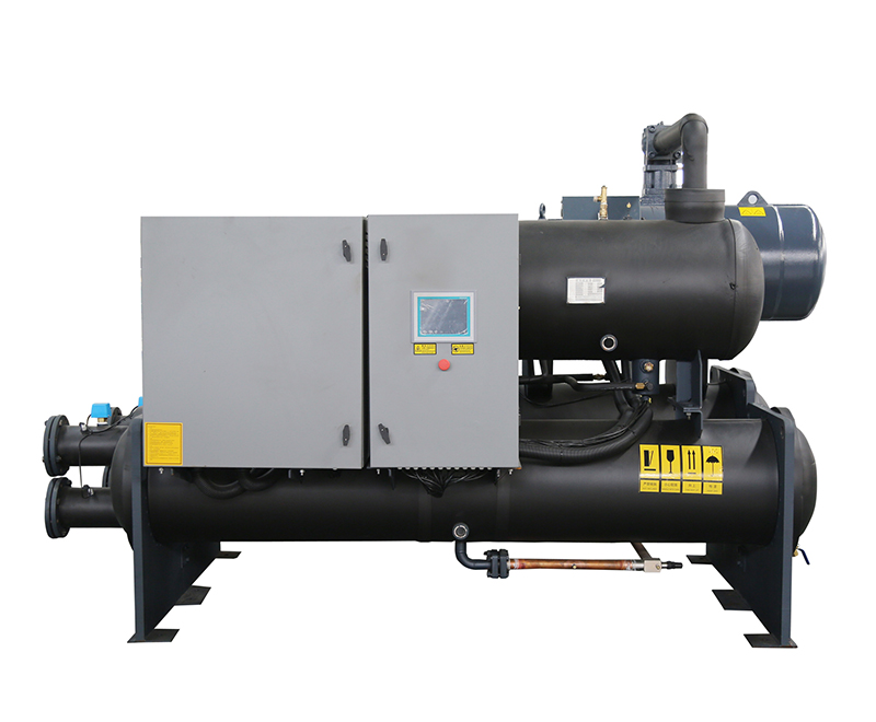 降膜式水源熱泵機組