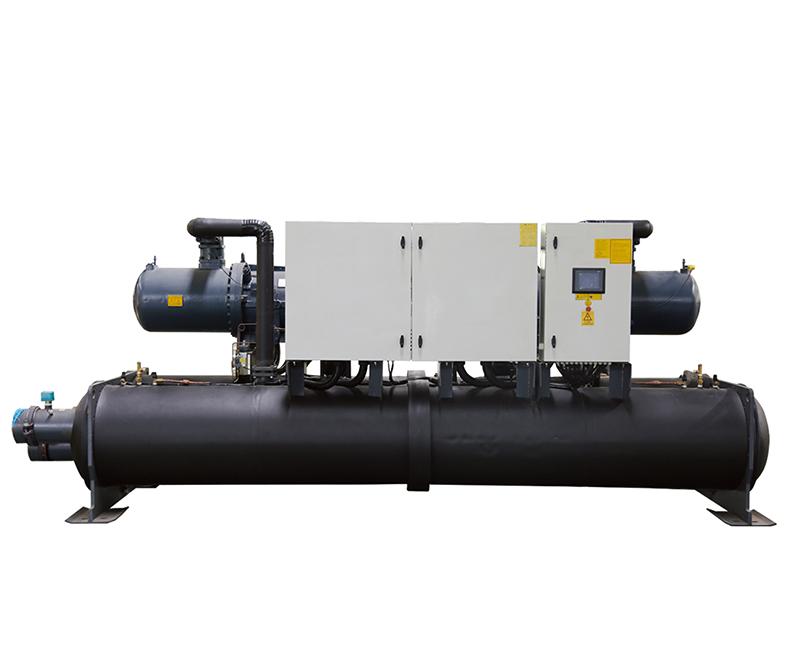滿液式水源熱泵機組
