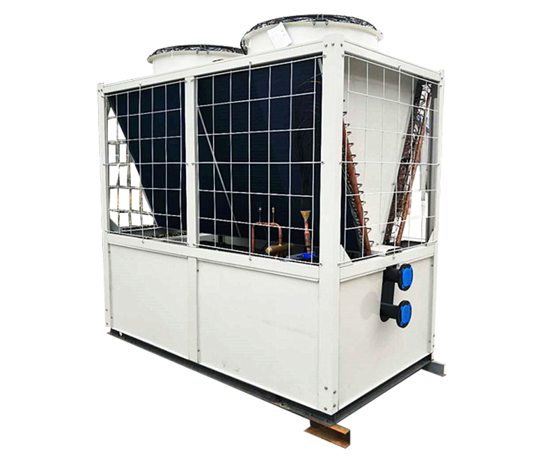 模塊式空氣能熱泵機組