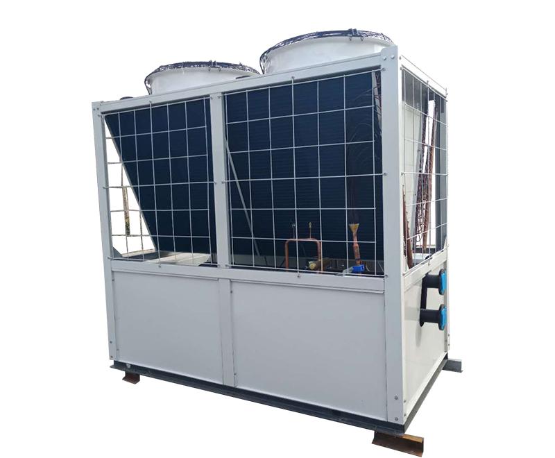 模塊式空氣能冷水機組