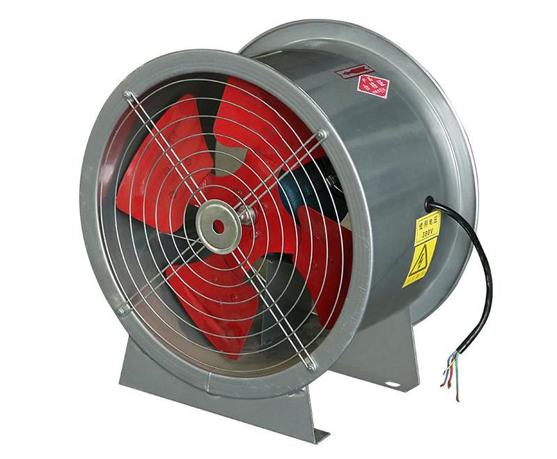 軸流風機裝置前注意事項有哪些?