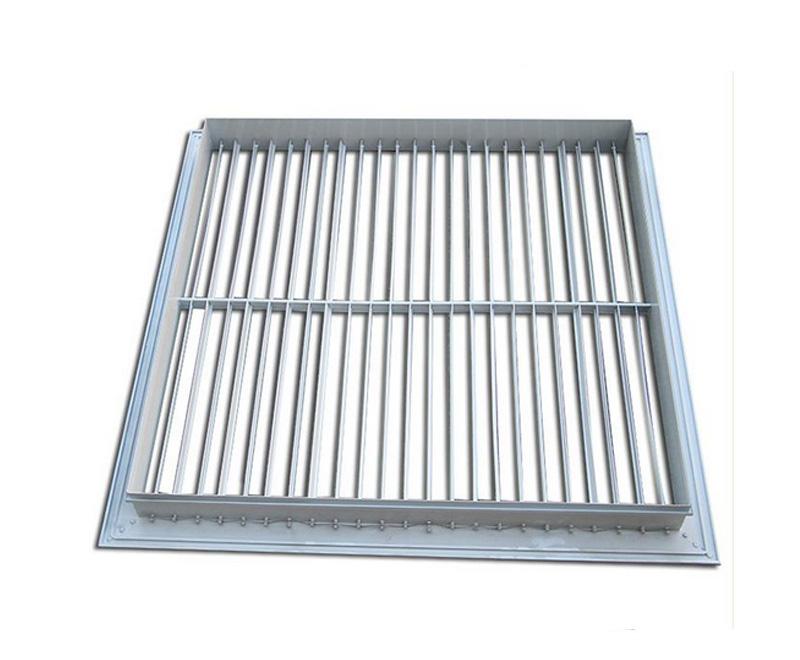 鋁合金單層百葉風口