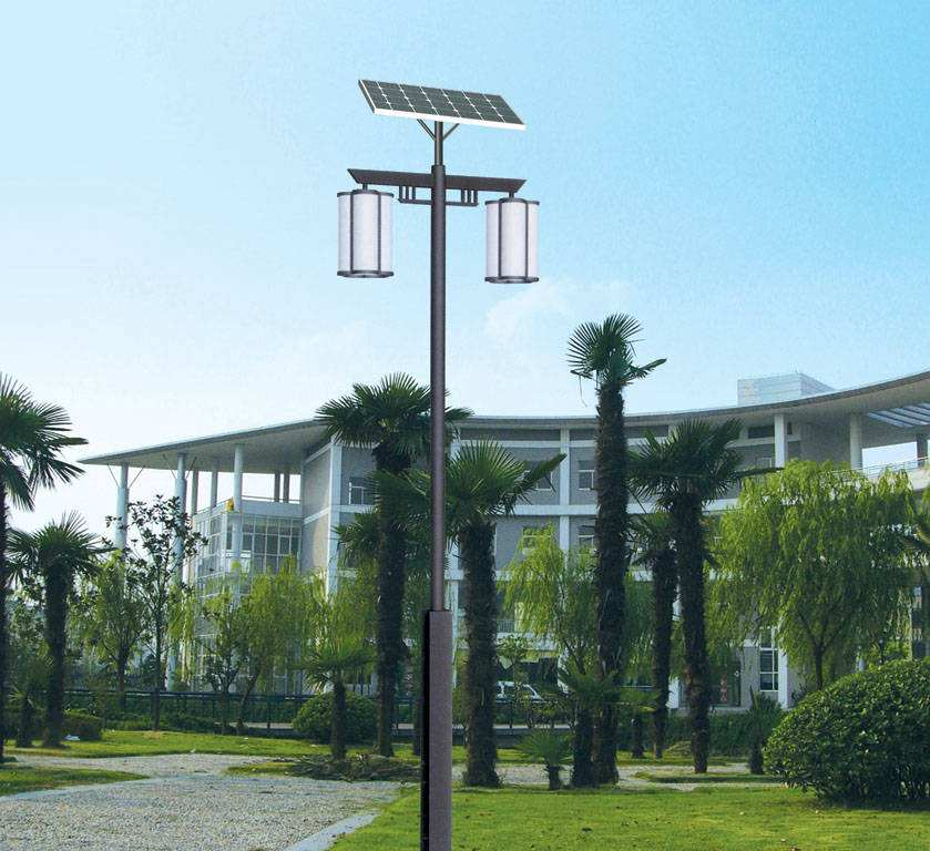 西安太陽能路燈的耗電量的情況