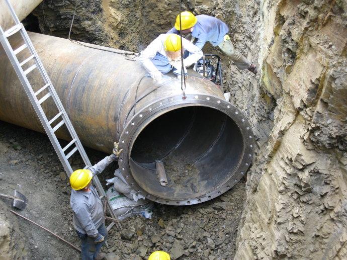 输水输气工程