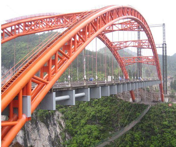 桥梁建设工程