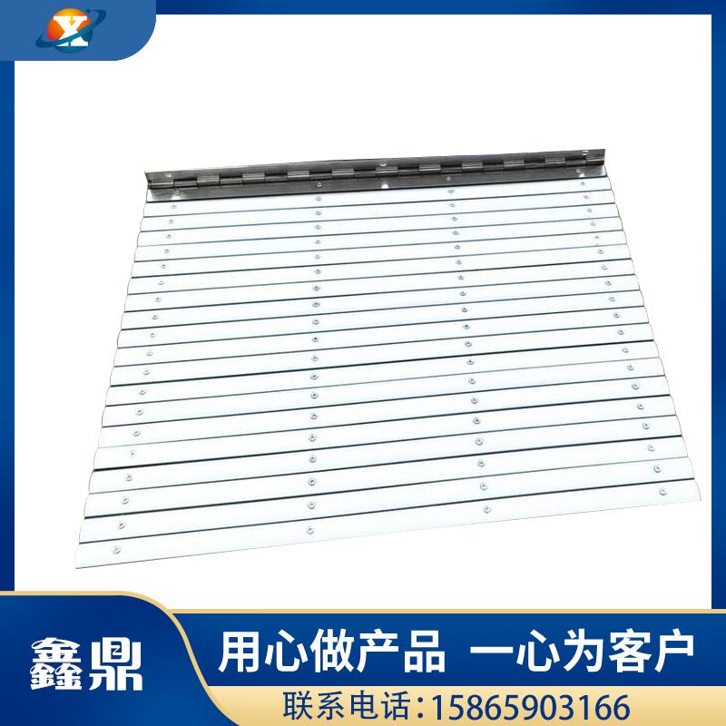 中控铝型材防护帘