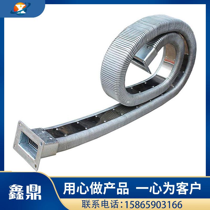 JR-2矩形金属软管