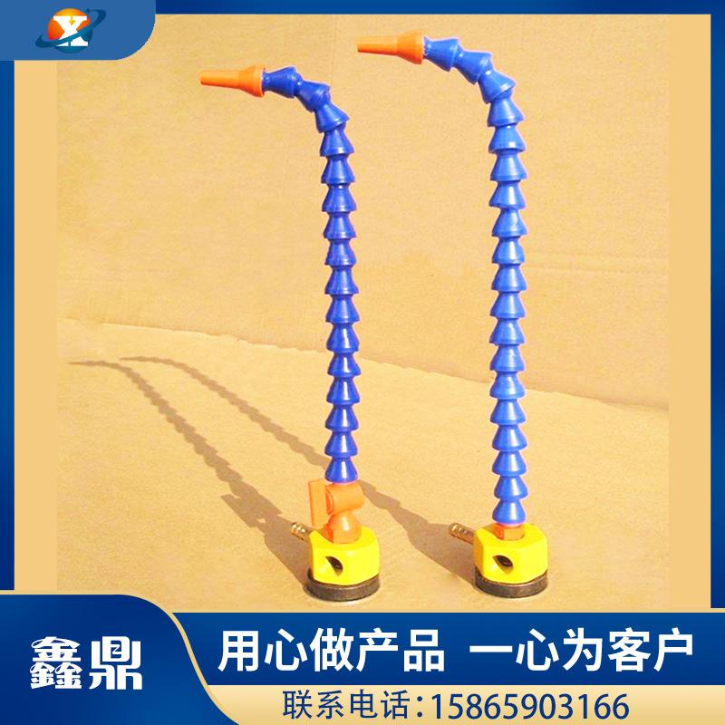 塑料冷却管带磁座-7