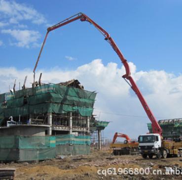 重庆速凝剂母料厂家 - 工程案例