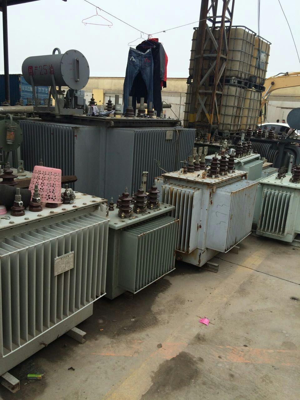 西安收购废旧金属西安收购废铜废铝回收变压器公司联系电话