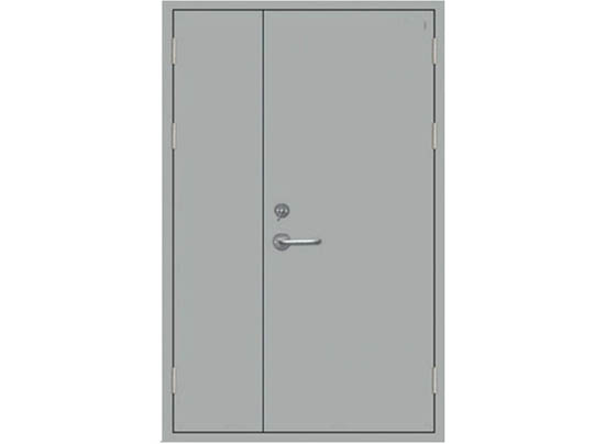 钢质防火门安装