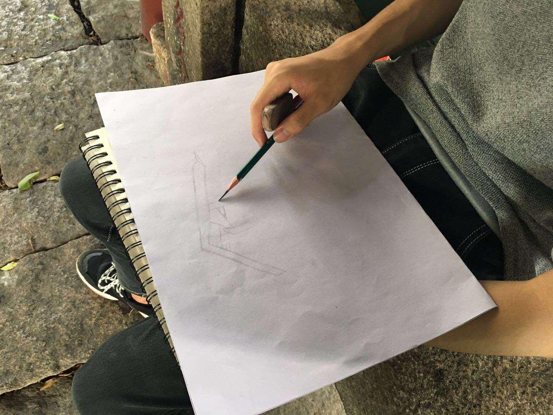 美术写生16