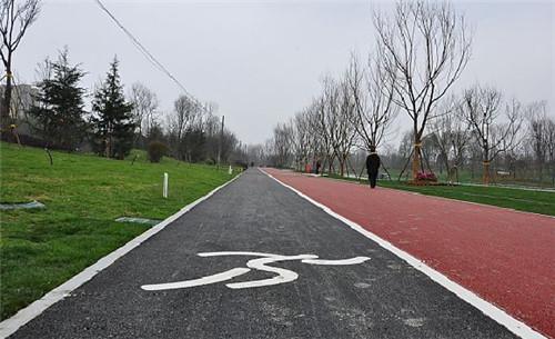 重庆彩色沥青薄层路面