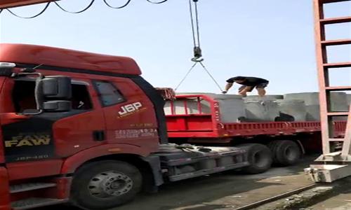 安徽三建蚌埠分公司项目合作预制钢筋混凝土检查井产品