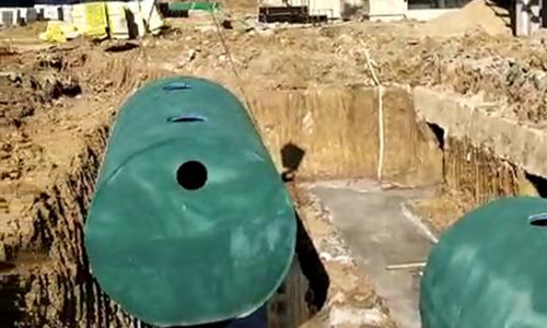 混凝土预制化粪池安装选址应该怎么做最好