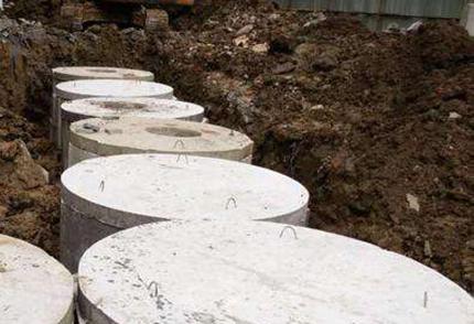 10号钢筋混凝土化粪池厂家