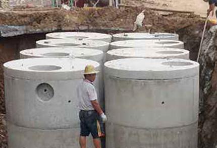 13号钢筋混凝土化粪池