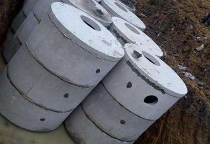 03s702钢筋混凝土化粪池