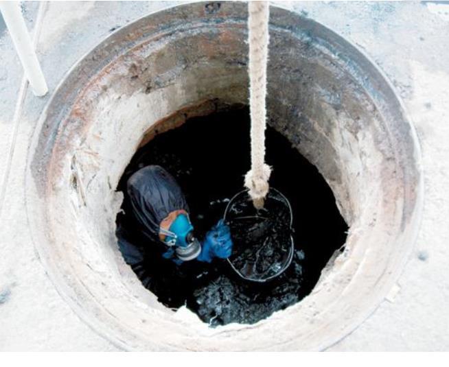 合肥化粪池清理注意事项需要重视安全第一