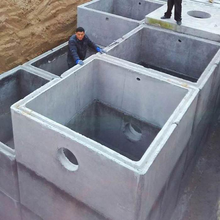合肥水泥化粪池厂家