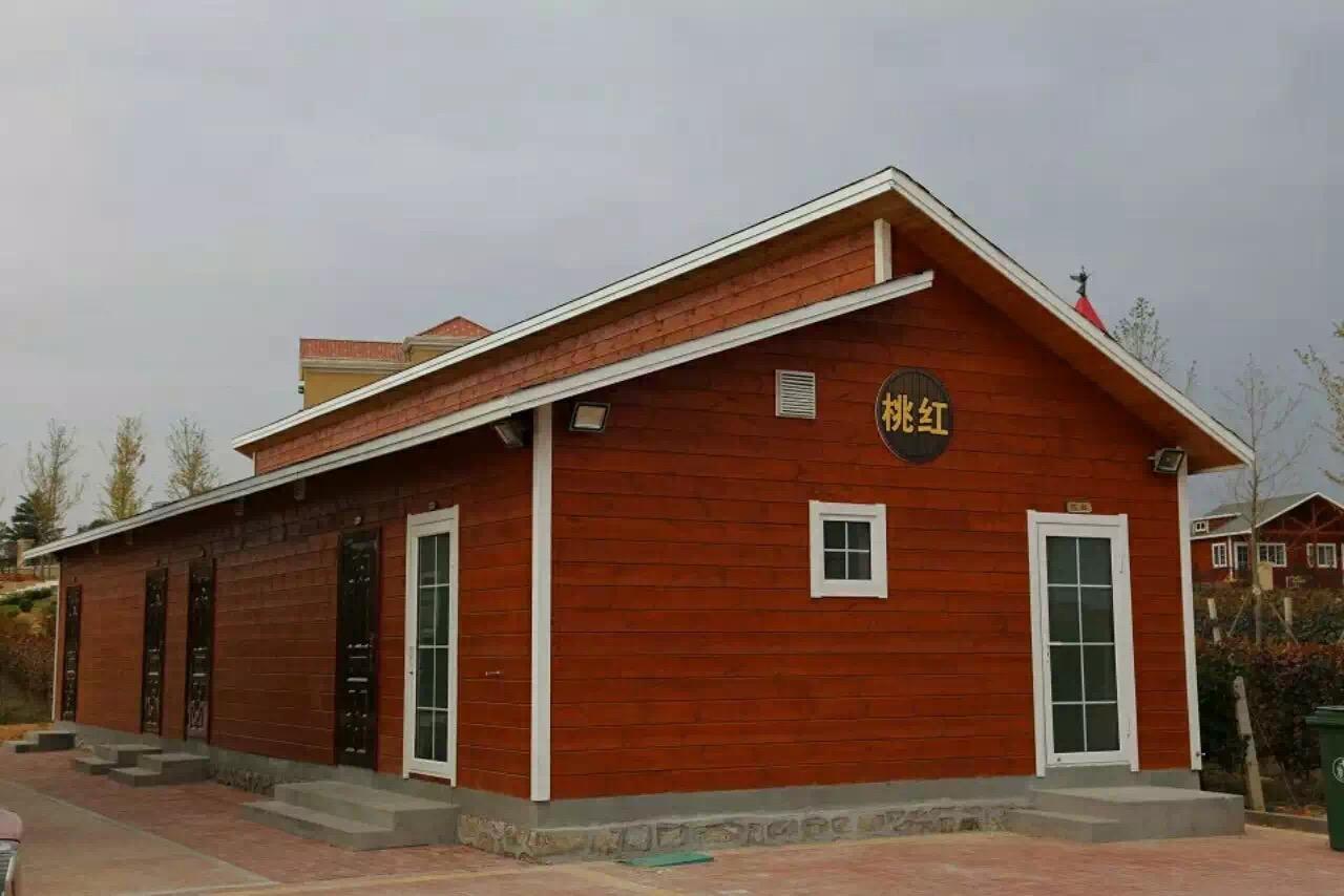 青岛木屋和传统房屋的优缺点比较