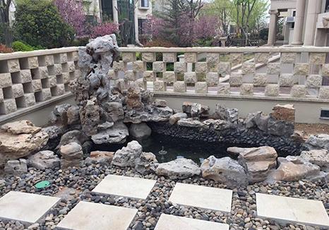 庭院假山石价格