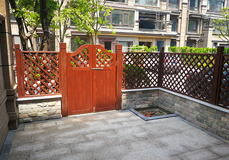 青岛别墅庭院设计
