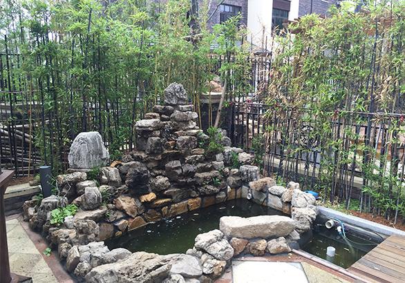 庭院假山设计