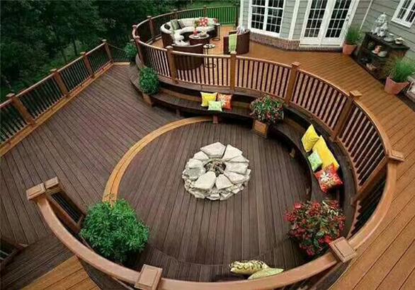 常见的防腐木材质及特点