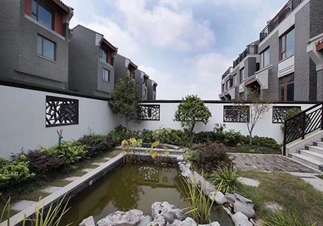 私人庭院设计必须知道的小庭院设计要点