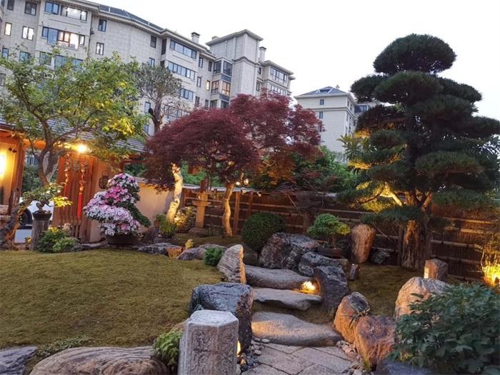 青岛庭院设计的种植规划