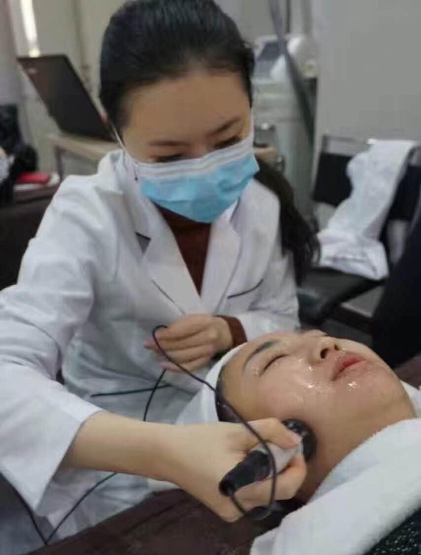 韩式皮肤管理培训