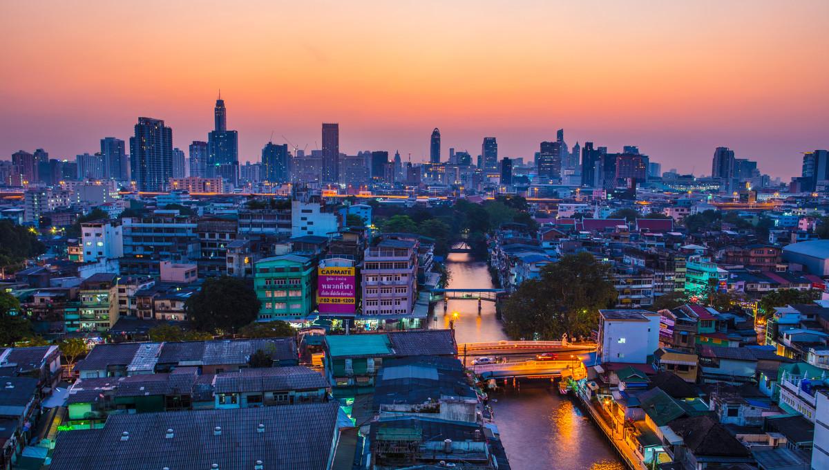 泰国房产投资就如十年前北上广深,还不速来投资等后悔吗?