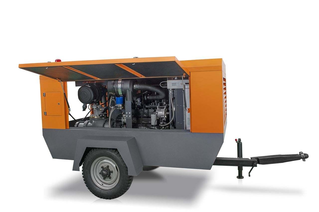 安康柴油空压机