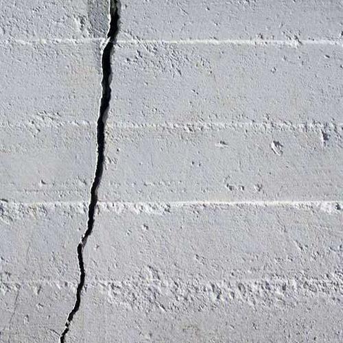 清水混凝土裂缝修复