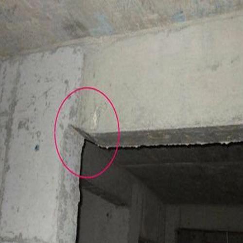 清水混凝土缺陷修補