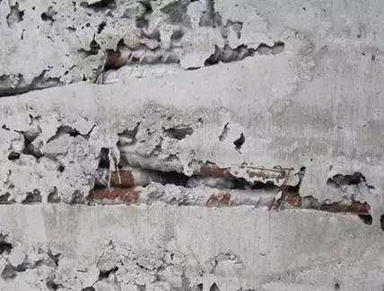 混凝土露筋修复